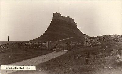 Holy Island. The Castle # 6955 by Monarch.