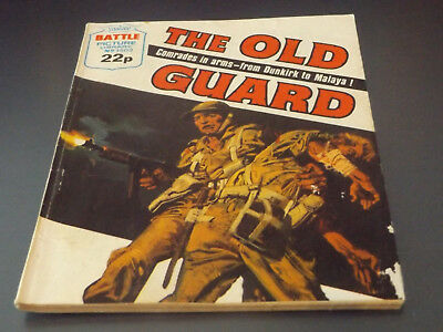 BATTLE PICTURE LIBRARY NO 1503,dated 1981!,V GOOD FOR AGE,VERY RARE,37 yrs old.