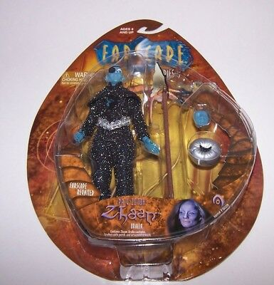 Farscape Zhaan Action Figure Series One Toy Vault  2000