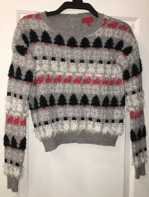 Next Christmas Jumpers.Ladies Next Christmas Jumper Size 6