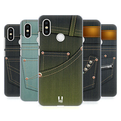 Head Case Designs Jeans Pocket Hard Back Case For Xiaomi Phones