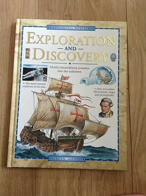 Exploring History - Exploration And Discovery Hardback Book