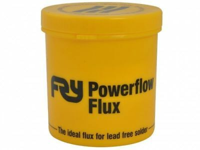 Fry Powerflow Flux for Lead Free Solder 350g WRAS approved