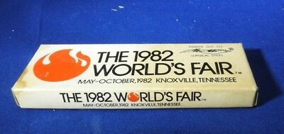1982 World's Fair, Knoxville, Pocket Knife by Parker Cut C. With Box