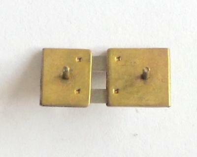 Antique mantle clock replacement suspension spring - Brand new