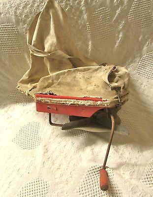 Vintage Cyclone Seed Sower Made In Urbana, Indiana