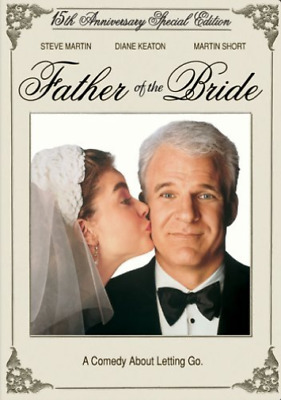 MARTIN,STEVE-Father Of The Bride DVD NEW
