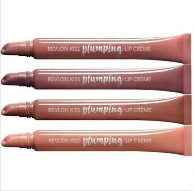 Revlon Kiss Plumping Lip Creme, You Choose Shade