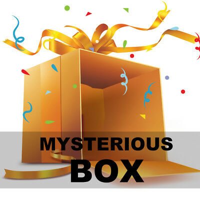 $24.99 Mysteries Box! All New & Unused - Christmas Greeting - Anything possible!
