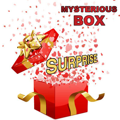 $99.99 Mysteries Box! All New & Unused - Christmas Greeting - Anything possible!