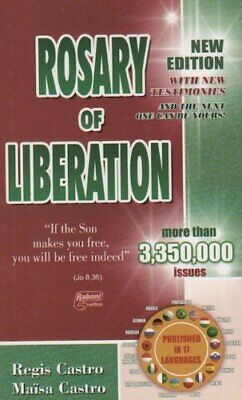 Rosary of Liberation by Maisa Castro Book The Cheap Fast Free Post