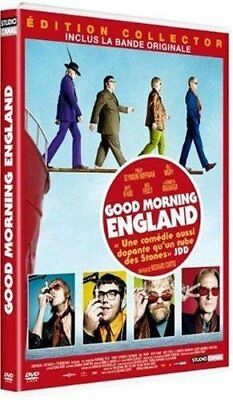 Good morning england - Edition collector : la bande originale inc... - DVD  WAVG