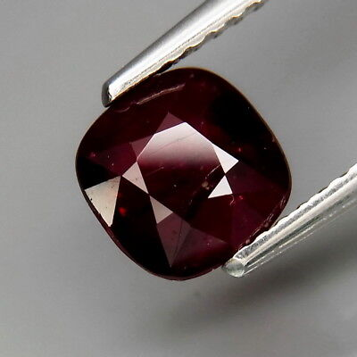 2.48Ct.UNHEATED! Precious Gem&Best Color Hot Red Ruby Winza,Tanzania