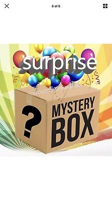 $9.99 Mysteries Box! All New & Unused - Christmas Greeting - Anything possible!