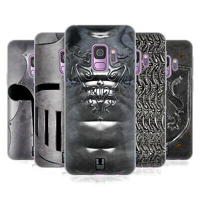 Head Case Designs Medieval Armory Soft Gel Case For Samsung Phones 1