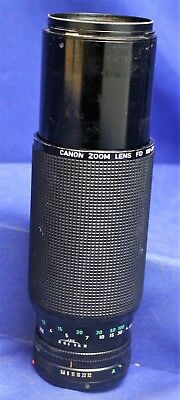 Canon Zoom Lens FD 100-300 mm 1:5.6