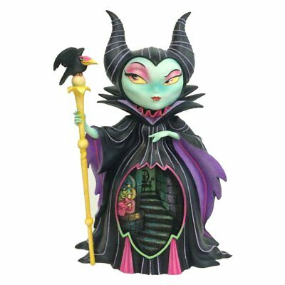 World of Miss Mindy Sleeping Beauty Maleficent Diorama Dress Figurine 4058889