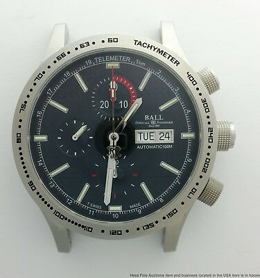 Ball CN2092C Center for Severe Weather Research Chronograph Mens Watch to Fix