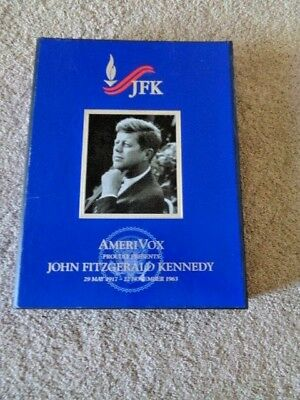Jfk Amerivox Phone Cards John Fitzgerald Kennedy 29 May 1917 - 22 November 1963
