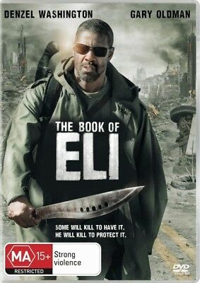 The Book of Eli = NEW DVD R4