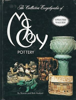 McCOY POTTERY value guide 1995 G-VG