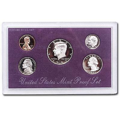 1991-S U.S.Proof set. complete and original as issued by US Mint.