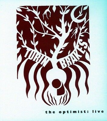 Optimist Live - 2 DISC SET - Turin Brakes (2012, CD NEUF)