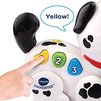 Pull and Sing Puppy VTech