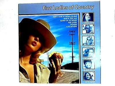 First Ladies Of Country LP (Various - ) CBS 32235 (ID:15440)