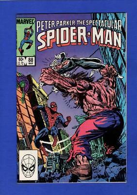 Peter Parker Spectacular Spider-Man #88 Nm+ 9.6 (Minor Cover Oxidation)