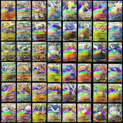 Newest Pokemon 100 CARD LOT RARE NO REPEAT 20 MEGA FLASH Holo CARDS+80 EX CARD