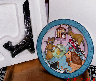 Walt Disney's Lady and the Tramp 3D We Are Siamese plate 1053/7500