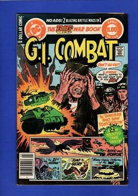 G.i.combat #228 Vf- Higher Grade Bronze Age Dc