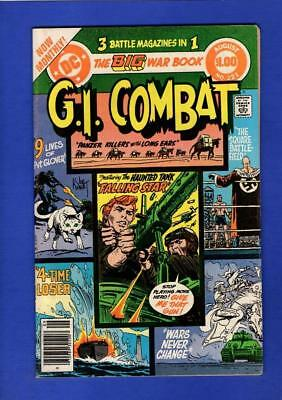 G.i.combat #221 Vf- Higher Grade Bronze Age Dc