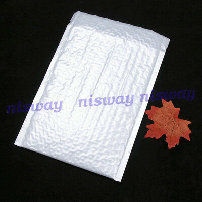 "50 Padded Airjacket No Print 6.5"" x 8.75"" Bubble Mailers Envelopes 180x230mm"