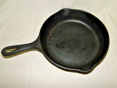 "Vintage Wagner Ware Sidney -O- Cast Iron Skillet 9"" Fry Pan 1056B Cookware"