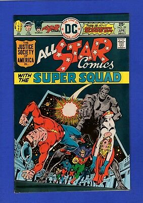 All Star Comics #59 Nm- 9.2 High Grade Bronze Age Dc Early Power Girl