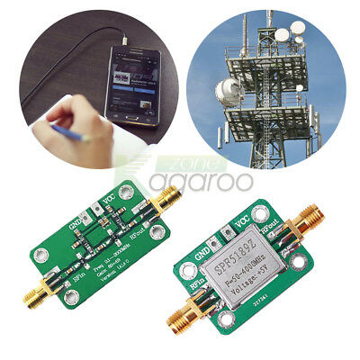 RF Amplifier Module Low Noise Signal Receiver LNA Board Wide Broadband SPF5189