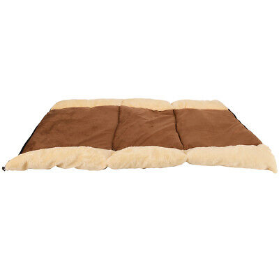 2 in 1 Cat Dog Bed Pet Kitten Mat Puppy Cave Tunnel Kennel House Pad Tentll