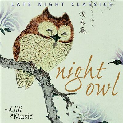 Night Owl -  CD YIVG The Fast Free Shipping