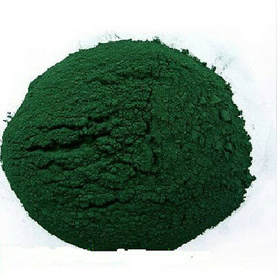 SPIRULINA Flour Enrichment Favorite Food for Fish and Crystal Red Shrimp LAUS