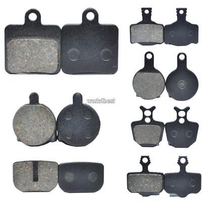 Bicycle Disc Brake Pad Bike Cycling Semi-Metallic Pads Outdoor WST