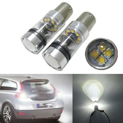 Cree xbd 100w 1156 s25 p21w ba15s led backup light car reverse bulb lamp A