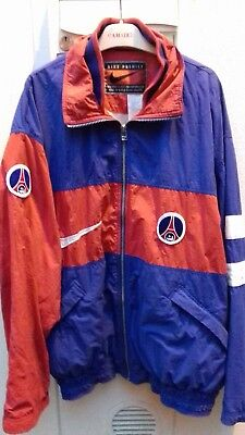 Veste Paris Saint Germain Vintage Nike Jacket Top  Psg 94