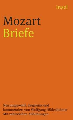 Wolfgang Amadeus Mozart / Briefe /  9783458333968