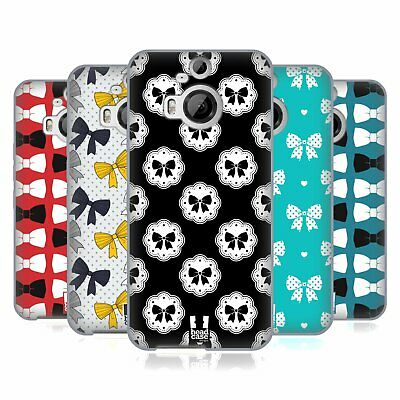 Head Case Designs Ribbon Patterns Soft Gel Case For Htc Phones 2