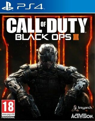 Call of Duty Black OPS III (3) PS4 playstation 4 jeux games 2814