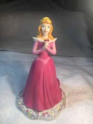 Sleeping Beauty Princess Aurora Royal Doulton Hand Painted Figurine