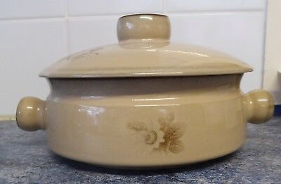 Denby Memories 19.5 cm Two Handled Casserole Dish with Lid