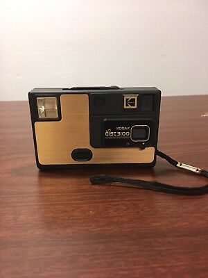 Kodak Disc Camera 3100 with new film And Instructions